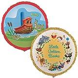 Party Destination 221820 Little Golden Books Foil Balloon