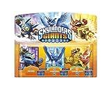 Skylanders Giants - Triple Character Pack - Pop Fizz, Trigger Happy, Whirlwind (Wii/PS3/Xbox 360/3DS)