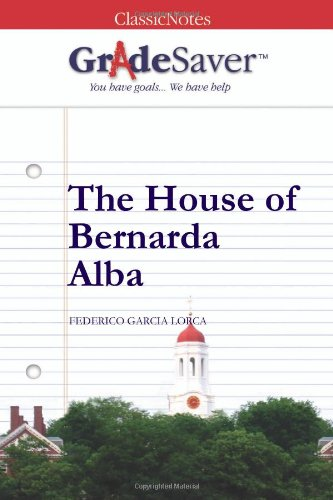 la casa de bernarda alba essay questions Anyone got any a level standard essay questions on this play by lorca i have an essay to write about it in an exam on friday and am stuck for essay questi.