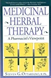 img - for Medicinal Herbal Therapy: A Pharmacist's Viewpoint book / textbook / text book
