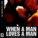 When a Man Loves a Man: A Collection of Gay Erotica | Lucas Steele (editor)