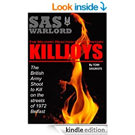 Killjoys - The Military Reaction Force History (SAS Warlord Book 1)