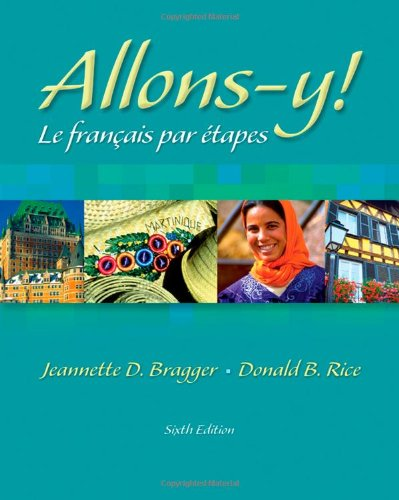 Allons-y! Le Français par étapes (with Audio CD)