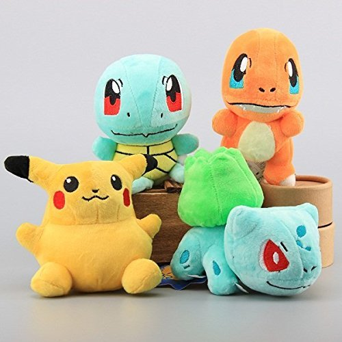 oliadesign-pokemon-pikachu-bulbasaur-squirtle-charmander-soft-plush-4-pieces