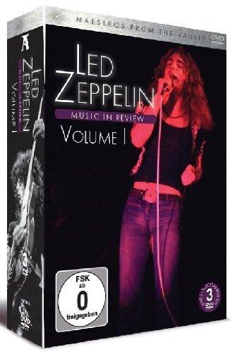 Led Zeppelin - Maestros From The Vaults - Music In Review (Volume I) - 3-Dvd Box Set ( Led Zeppelin - Music Review Volume 1 - Maestros From The Vaults ) ( Led Zeppelin - Music Revi