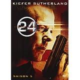 24 heures chrono, saison 5 - Coffret 7 DVD Digipackpar Kiefer Sutherland