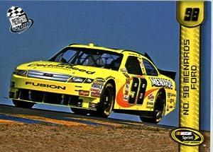 Buy 2011-NASCAR Press Pass Racing Card # 80 Paul Menard NSCS Cars In Protective Screwdown Case by Press Pass