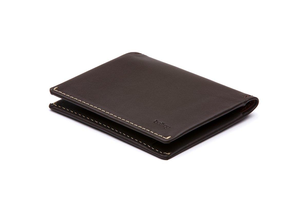 Bellroy portefeuille cuir homme Slim Sleeve Wallet - Java   passe en revue plus d'informations