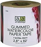 Art Advantage Gummed Paper Tape 28 in x 82 ft by Art Advantage