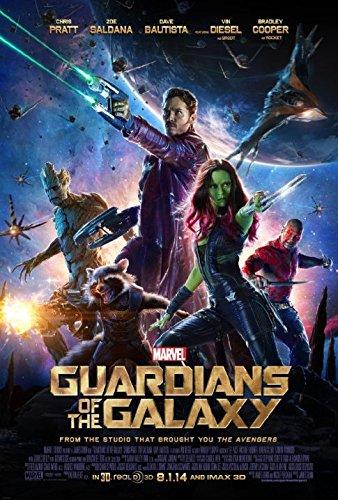 Guardians of the Galaxy (3D Blu-ray + Blu-ray + Digital Copy) from Walt Disney Studios Home Entertainment