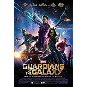 Chris Pratt (Actor), Zoe Saldana (Actor), James Gunn (Director) | Format: Blu-ray  (146)  Buy new:  $39.99  $27.99