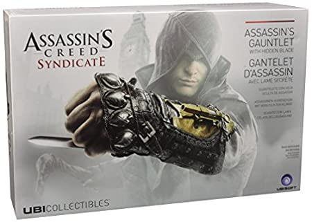 Assassin's Creed Syndicate Gauntlet and Hidden Blade (PS4/Xbox One/PC)