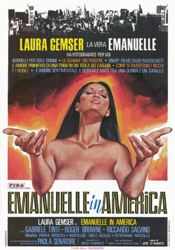 Emanuelle in America on Amazon Prime Instant Video UK