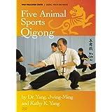 Five Animal Sports Qigong (YMAA chi kung) DVD ~ Dr. Yang