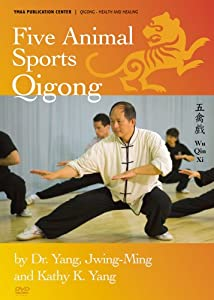 Five Animal Sports Qigong (YMAA chi kung) DVD