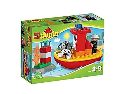 LEGO DUPLO 10591 - Feuerwehrboot