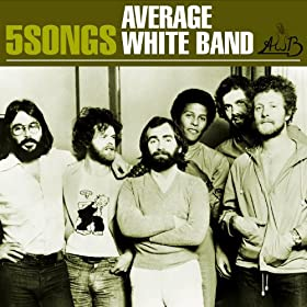Average White Band - 5 Songs EP