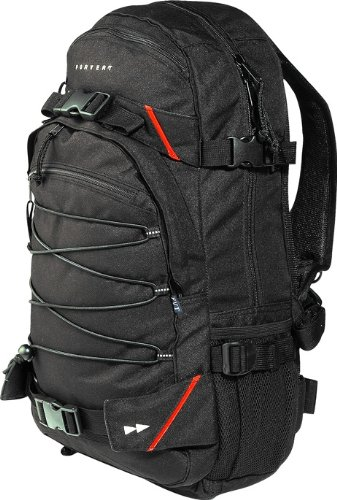 FORVERT Backpack LOUIS, black,