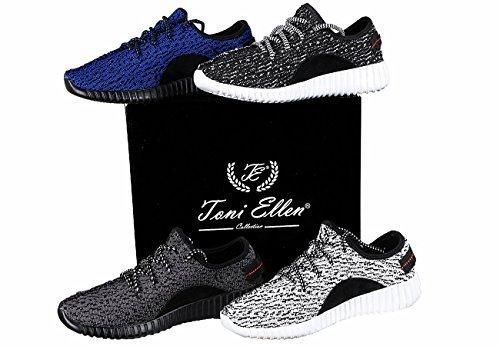 Toni Ellen Black Chamäleons Damen Herren Sportschuhe Sneaker Gr.42 thumbnail