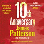 10th Anniversary: The Women's Murder Club, Book 10 (       ABRIDGED) by James Patterson Narrated by Carolyn McCormick