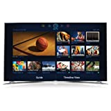 Samsung UN60F8000 60-Inch 1080p 240Hz 3D Ultra Slim Smart LED HDTV by Samsung