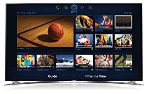 Samsung UN65F8000BF 65-Inch 1080p 240Hz 3D Ultra Slim Smart LED HDTV