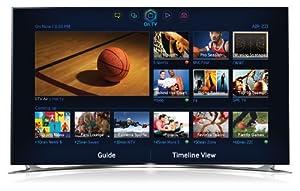 Samsung UN75F8000 75-Inch 1080p 240Hz 3D Ultra Slim Smart LED HDTV (2013 Model)