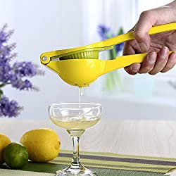 EQLEF® Limone spremiagrumi manuale - Design 2 Bocce Built-In-1 Lemon Squeezer