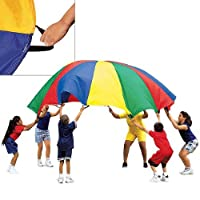 Coast Athletic 6' Gym Kids Parachute by Coast Athletic