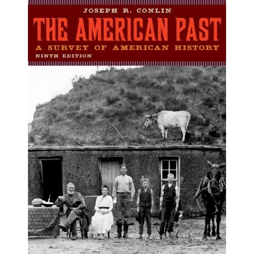 The American Past: A Survey of American History, 9 edition