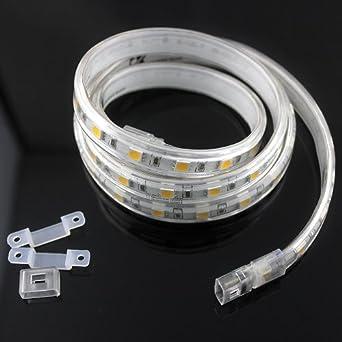 cmyk ultra helle warmweiss leiste 1m 60 flexiable led strip streifen led band lichtlinie. Black Bedroom Furniture Sets. Home Design Ideas