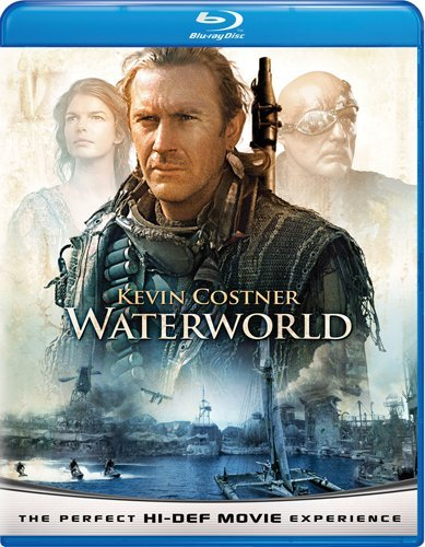 Cover art for  Waterworld [Blu-ray]