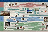 Natural Law and Enlightenment Classics Series Timeline Poster (Natural Law & Enlightenment Classics) (0865975663) by Haakonssen, Knud