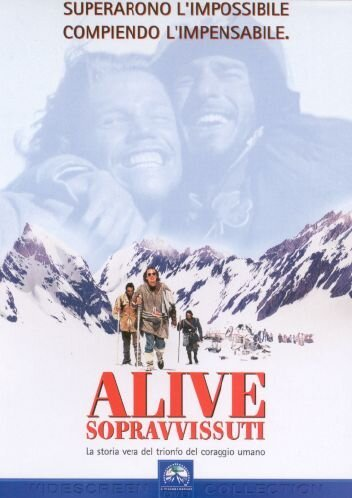 Alive - Sopravvissuti [IT Import]