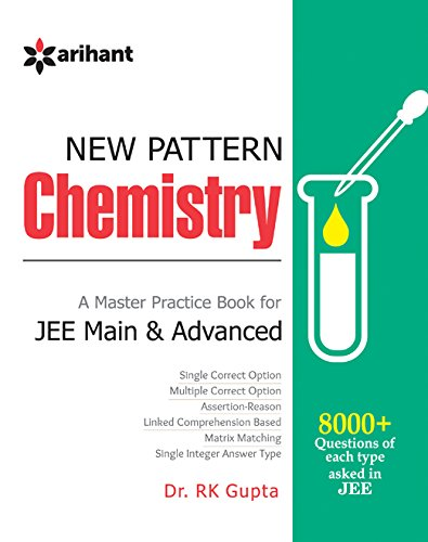 New Pattern IIT JEE CHEMISTRY (Old Edition)