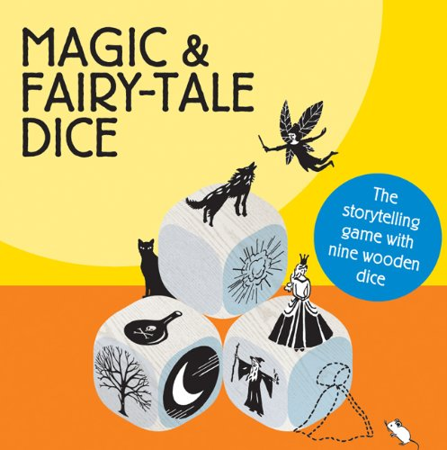 Magic and Fairy-tale Dice (Story Telling Game)