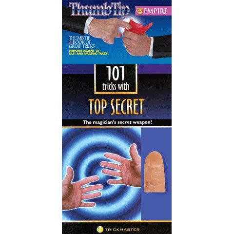 Thumb Tip with Book Combo
