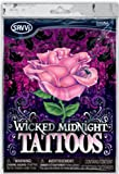 Wicked Midnight Temporary Tattoos