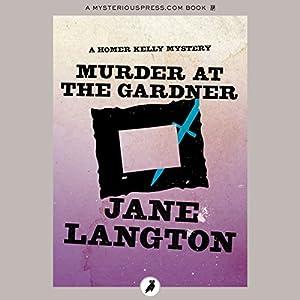 Murder at the Gardner Audiobook