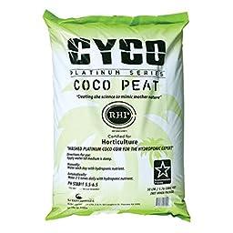 Cyco Coco Peat, 50 L by CyCO