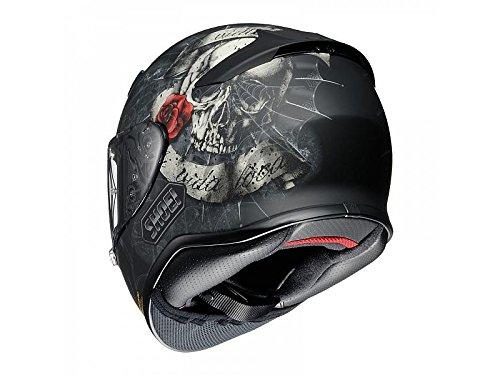 Nouveau casque de moto Shoei NXR Brigand TC10