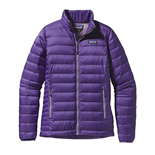 Patagonia Down Sweater Jacket - Women`s Concord Purple, M