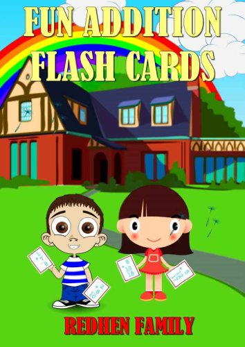 FUN ADDITION FLASH CARDS