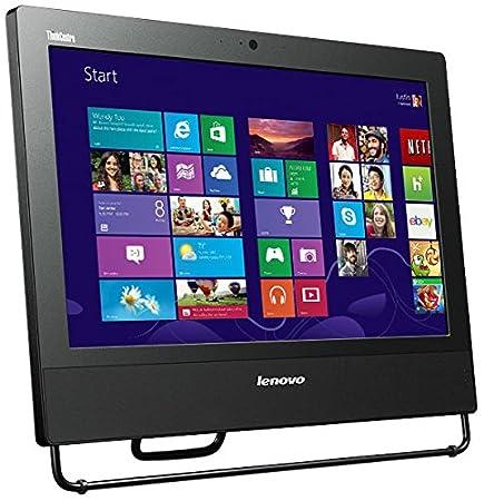 """Lenovo ThinkCentre M73Z Ordinateur Tout-en-un 20"""" Non tactile (Intel Pentium, 4 Go de RAM, 500 Go, Intel HD Graphics 4400, Windows 8.1 Pro)"""