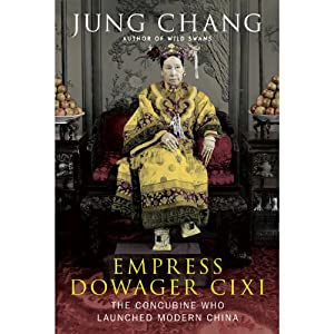 Empress Dowager Cixi Audiobook