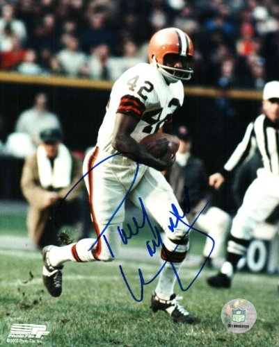 Autographed Paul Warfield 8X10 Photo Cleveland Browns at Amazon.com
