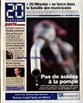20 MINUTES PARIS [No 1319] du 07/01/2...