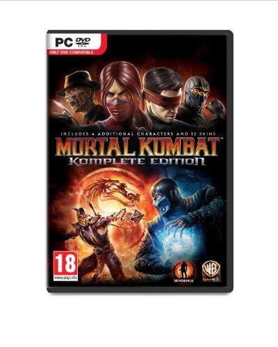 Get Mortal Kombat Komplete Edition [Online Game Code]