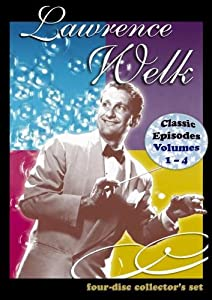 Classic Episodes of the Lawrence Welk Show: Volumes 1-4 (4 Disc Set)
