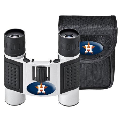 Houston Astros Mlb 8 X 22 Compact Binoculars With Nylon Belt Case Free Shipping